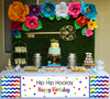 Joyful Banner for Wall Decoration, Cake Area, Entrance - Perfect for Birthday Party