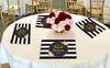 Milestone Themed Table Placemats for  theme parties - Pack of 6