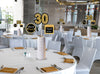 30Th Milestone Table Top For Birthday Decoration