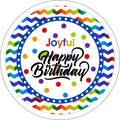 Joyful Birthday Party  Favor Gift tags -Pack of 20