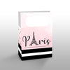 """Oh La La - It's Paris "" Theme Favor Box/Return Gift Bag (Pack of 6)"