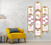 """1/2 Birthday"" - Banner for Wall Decoration, Cake Area, Entrance"