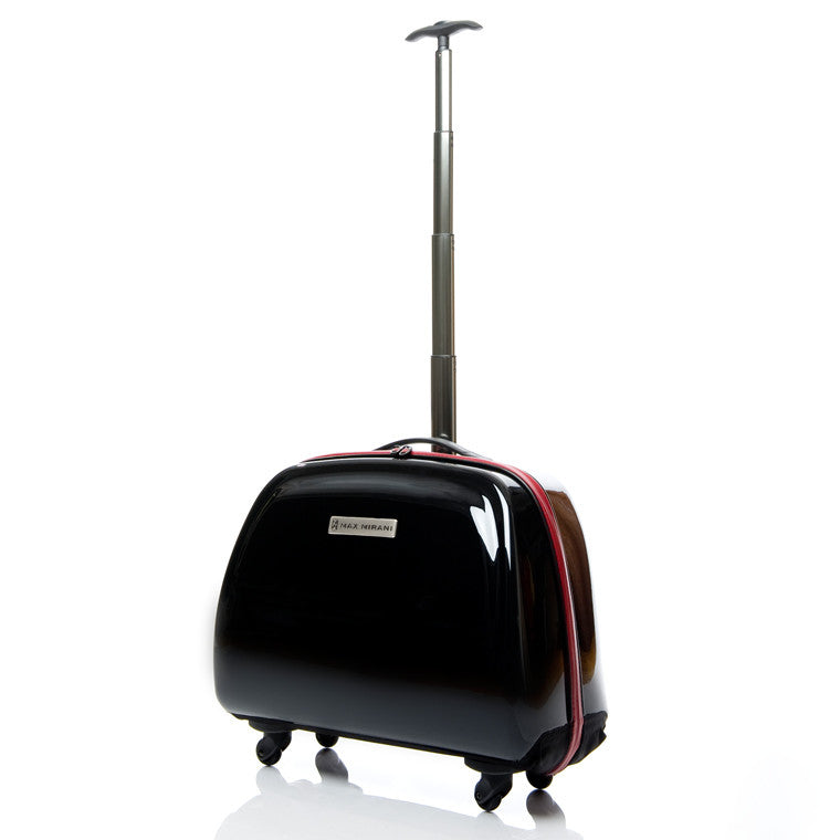 Superior Sleek Carry On Approved Suitcase Serves As Your Complete Mobile Closet.