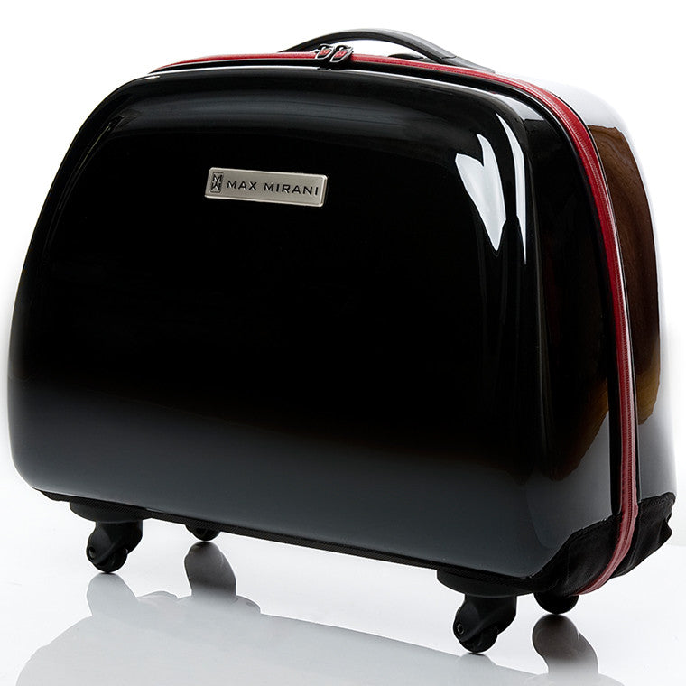 Sleek Carry On Approved Suitcase Serves As Your Complete Mobile Closet.