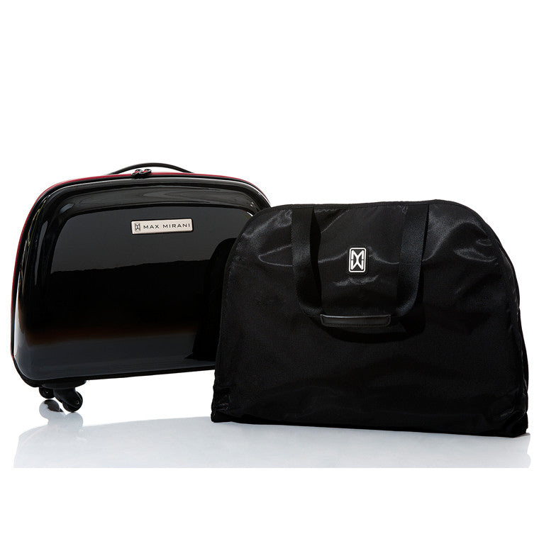 MOVE Suitcase Has A Zip Out Tote That Doubles Its Capacity, Creating Two  Carry; MOVE Mobile Closet ...