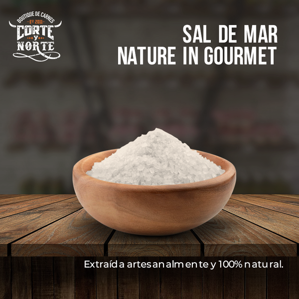 SAL NATURAL GOURMET 454 GR