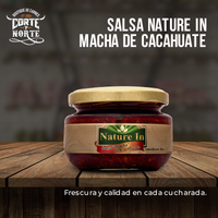 SALSA MACHA DE CACAHUATE 120 GRS NATURE IN