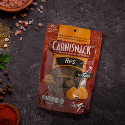 CARNISNACK NATURAL 90 GRS.