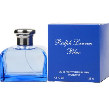 Ralph Lauren Blue Eau De Toilette Spray 4.2 oz