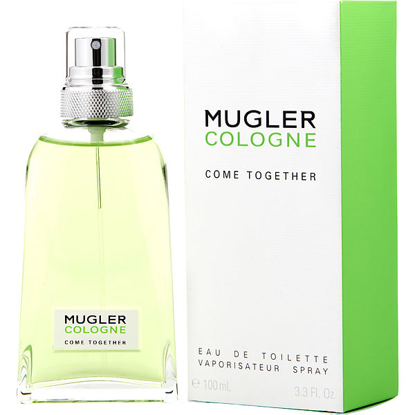 Thierry Mugler Cologne Come Together Eau De Toilette Spray 3.3 oz