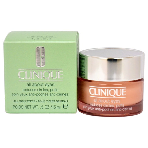 Clinique All About Eyes .5 oz