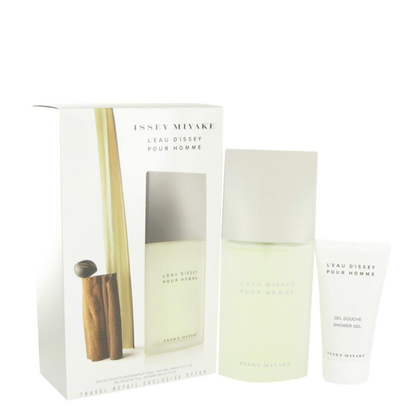 Issey Miyake L'eau D'issey Gift Set - 4.2 oz Eau De Toilette Spray + 2.5 oz Shower Gel