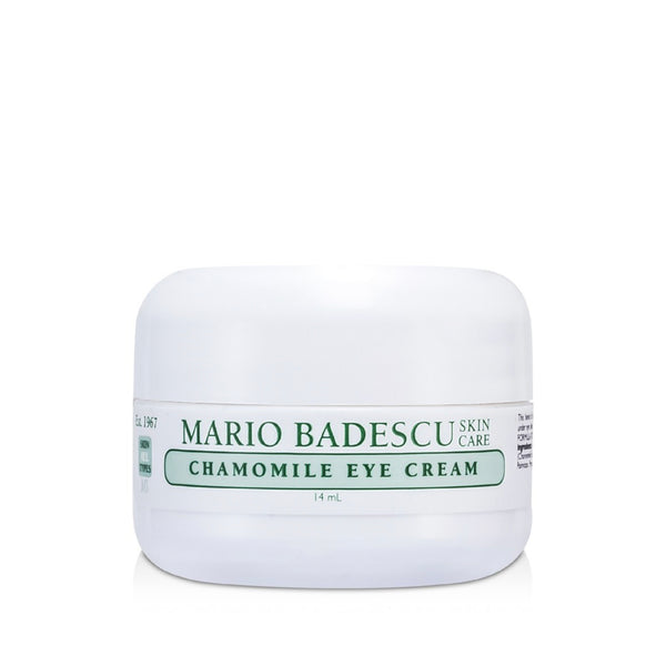 Mario Badescu Chamomile Eye Cream .5 oz - All Skin Types