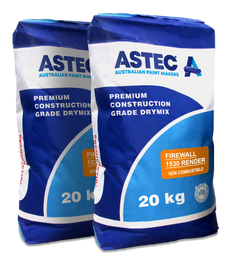 Astec Paints Firewall 1530 Render Non-Combustible Render