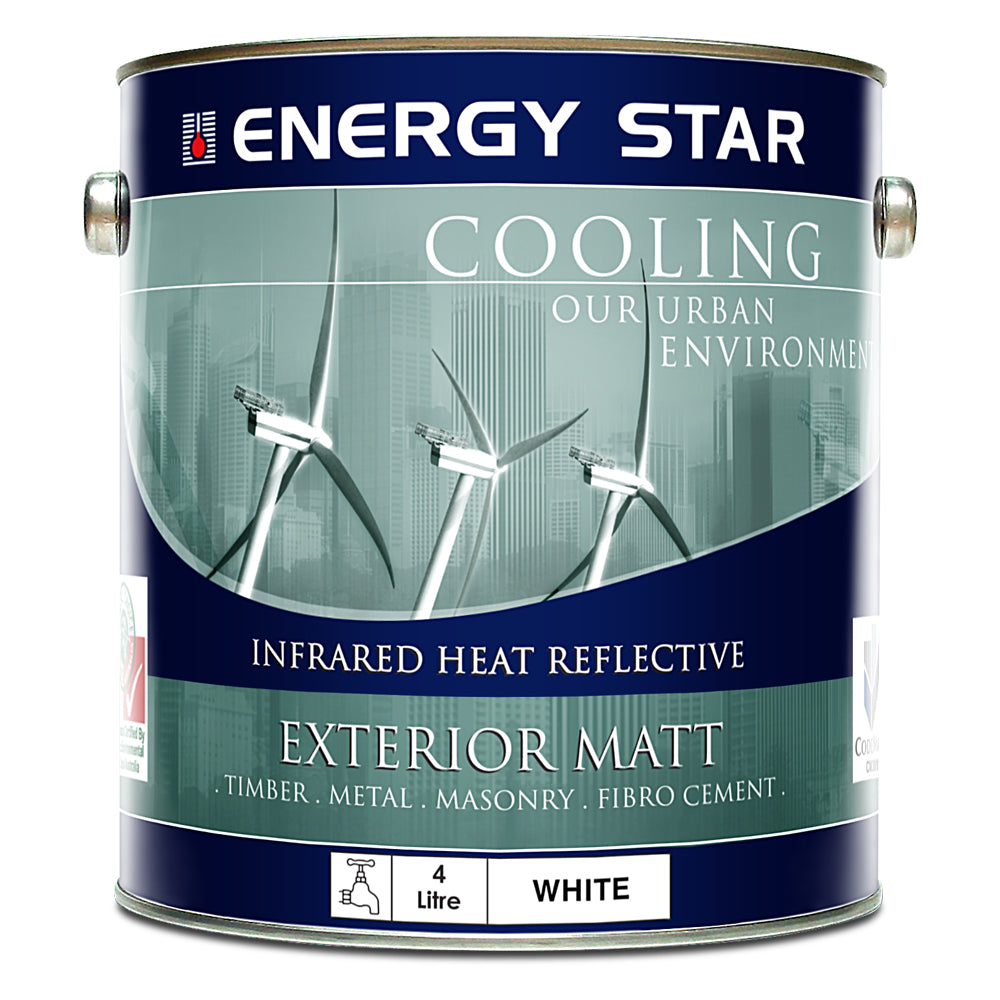 Energy Star Exterior Matt