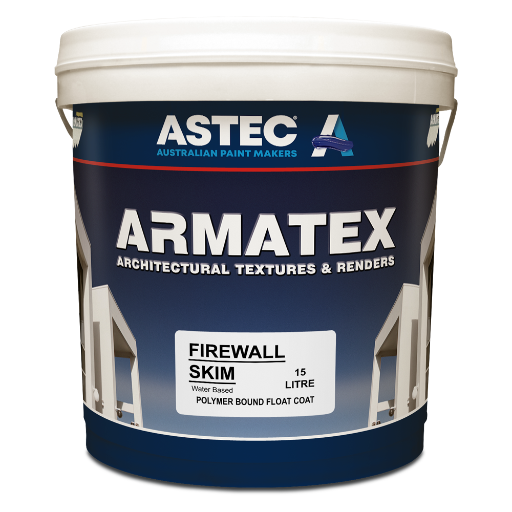 Firewall Non Combustible Render Systems