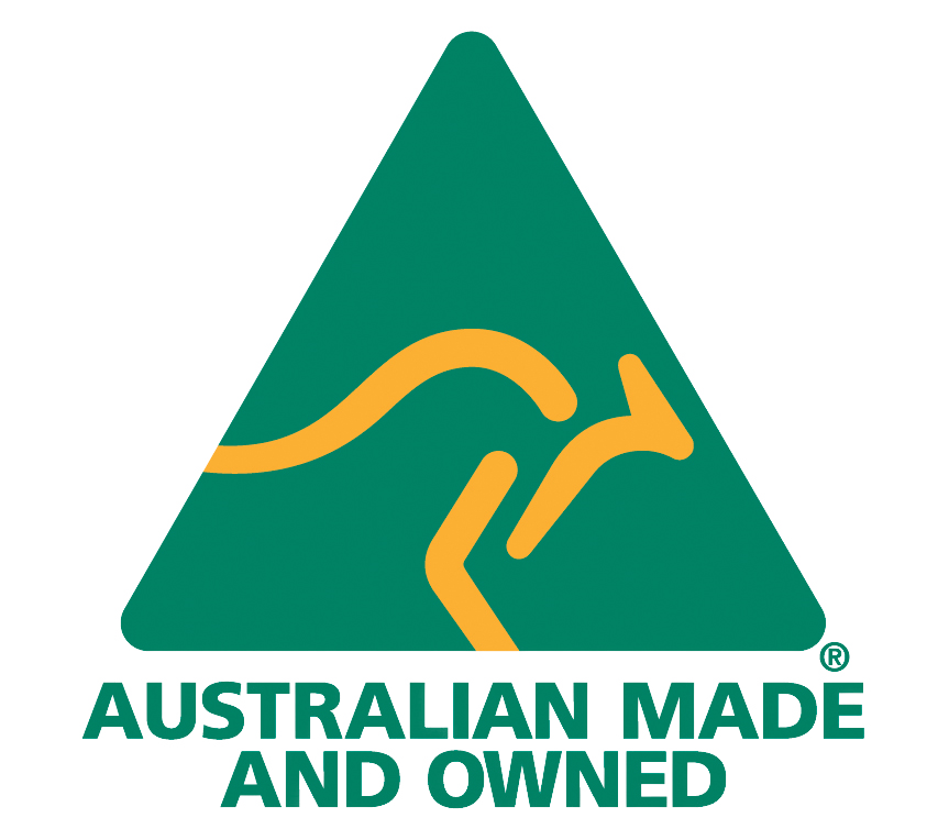 Australian Made and Owned Render