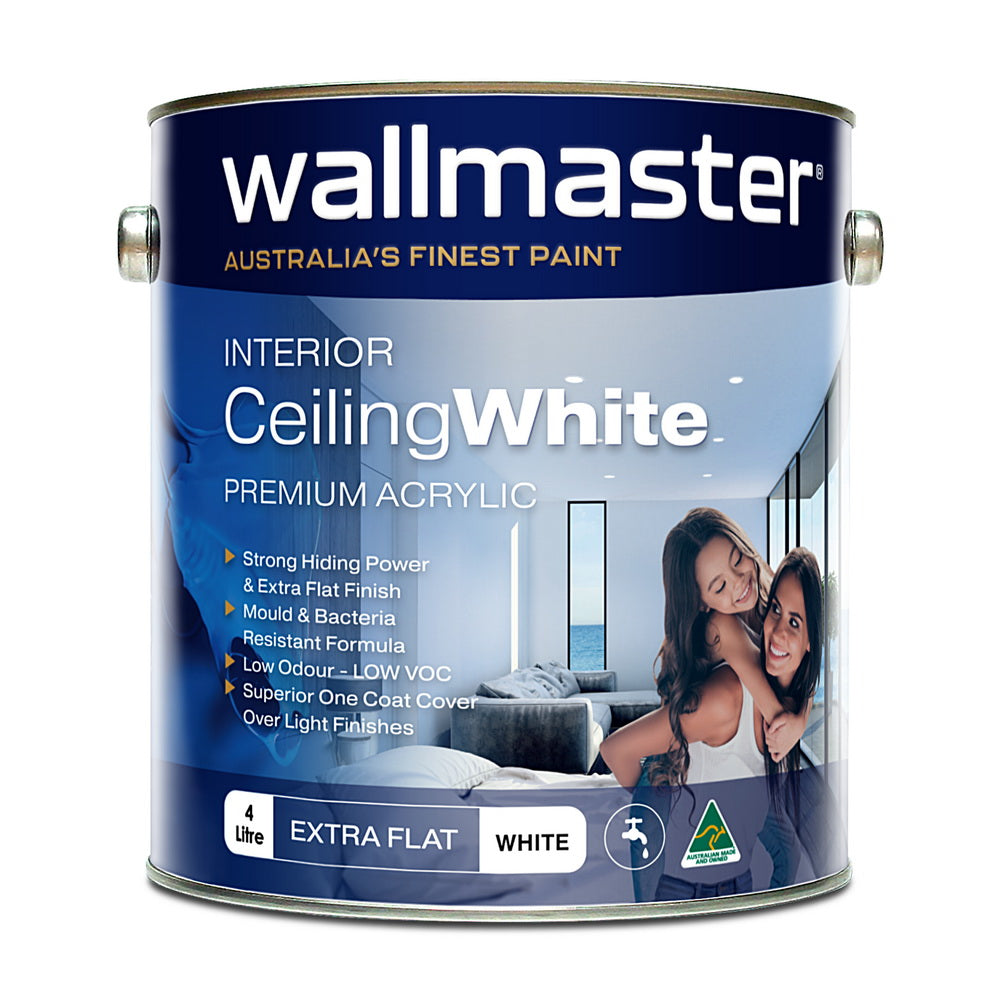 Wallmaster Ceiling White