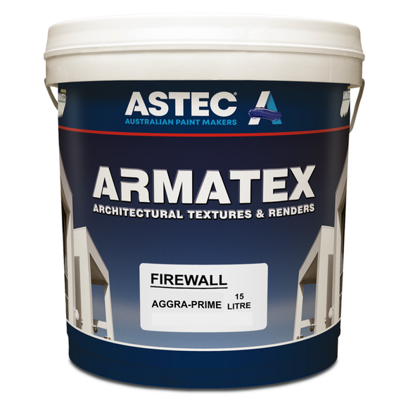 Firewall Non Combustible Render Primer