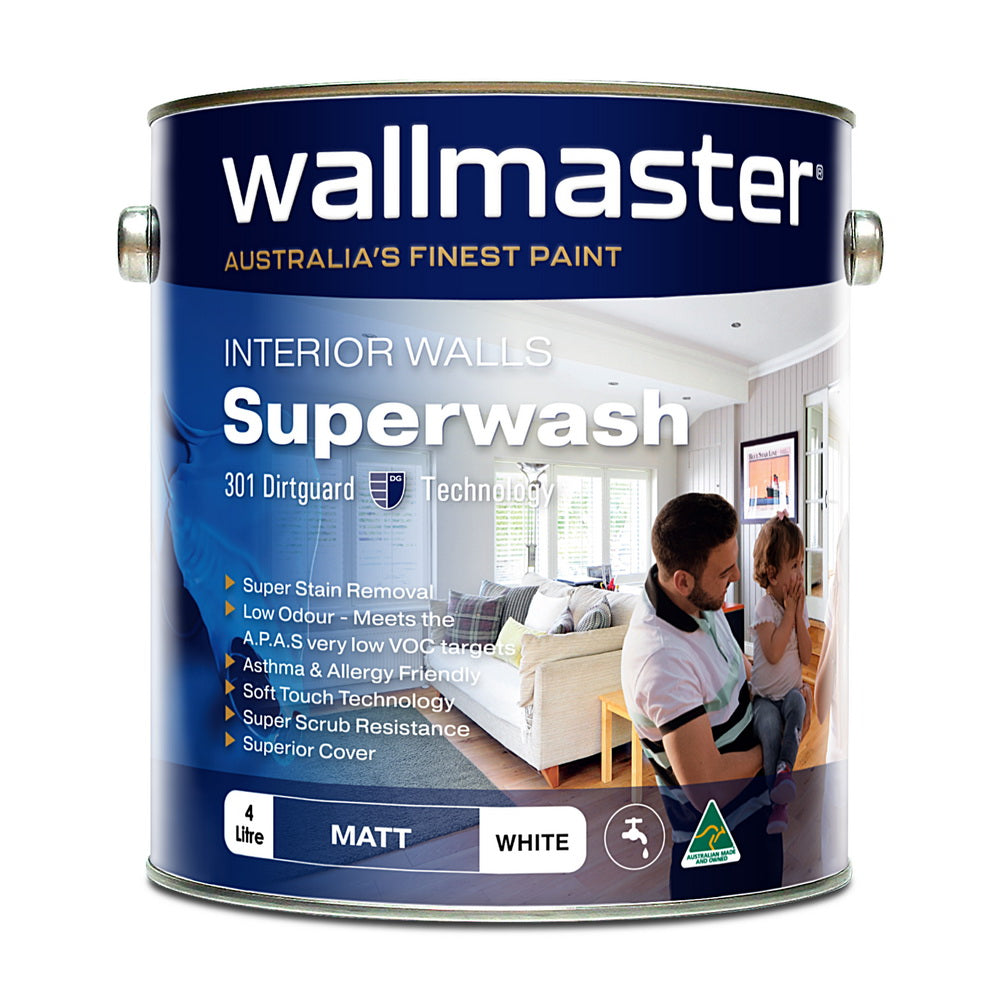 Wallmaster Superwash Matt