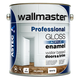 Wallmaster Paints Professional Gloss Trim Enamel Acrylic Paint
