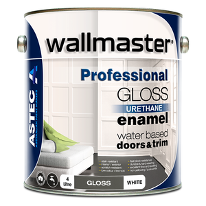 Wallmaster Paints Professional Gloss Trim Enamel Urethane Paint