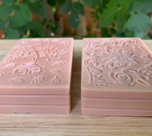 May Chang & French Red Clay Natural Soap 100g