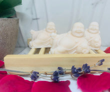 Load image into Gallery viewer, Set of 3 - Little Laughing Buddhas 60g / Gift Boxed