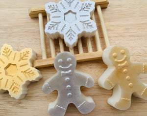 Set of 2 - Christmas Soap 200g
