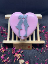 Load image into Gallery viewer, First Kiss' Heart Soap 100g