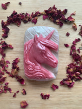 Load image into Gallery viewer, Magical Unicorn Soap 100g