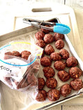 Make in Bulk Master Meatball Mix