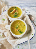 Split Pea and Smoky Ham Soup