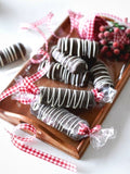 Rich Chocolate Truffle Logs