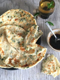 Easy Spring Onion Pancakes