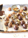 Chocolate Truffles 3 Ways