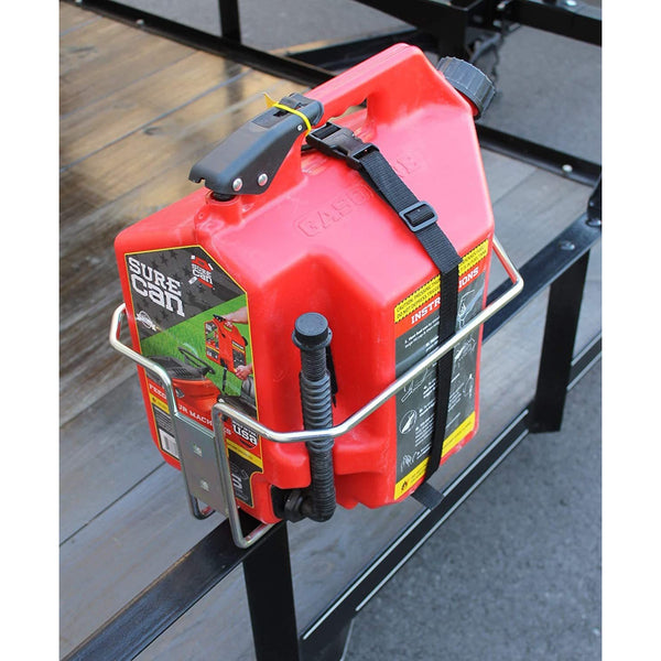 2.5 Gallon Gas Can Holder