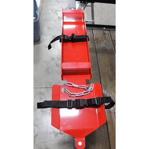 Jungle Sheath Hedge Trimmer & Chainsaw Holder for Trailers