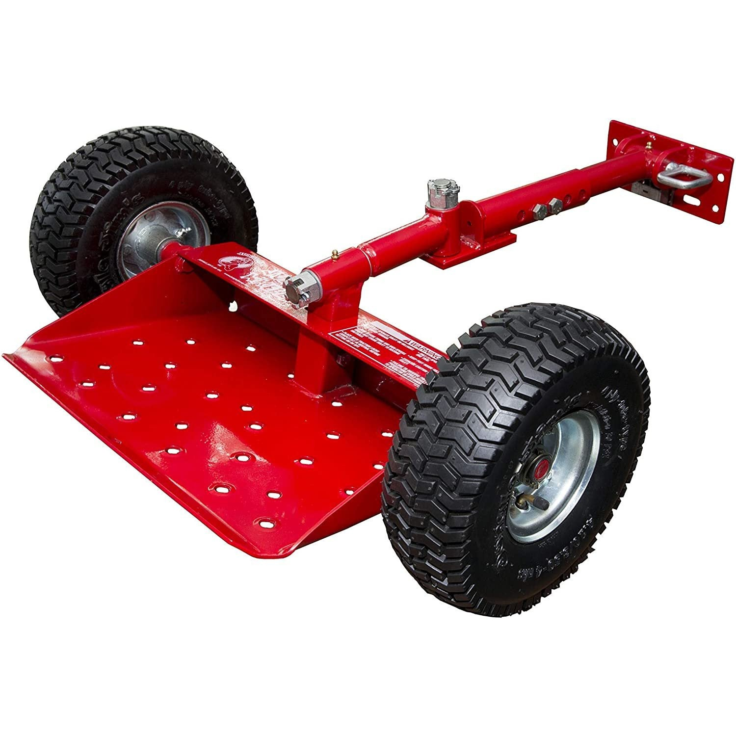 Jungle Wheels Red 2 Wheel Sulky