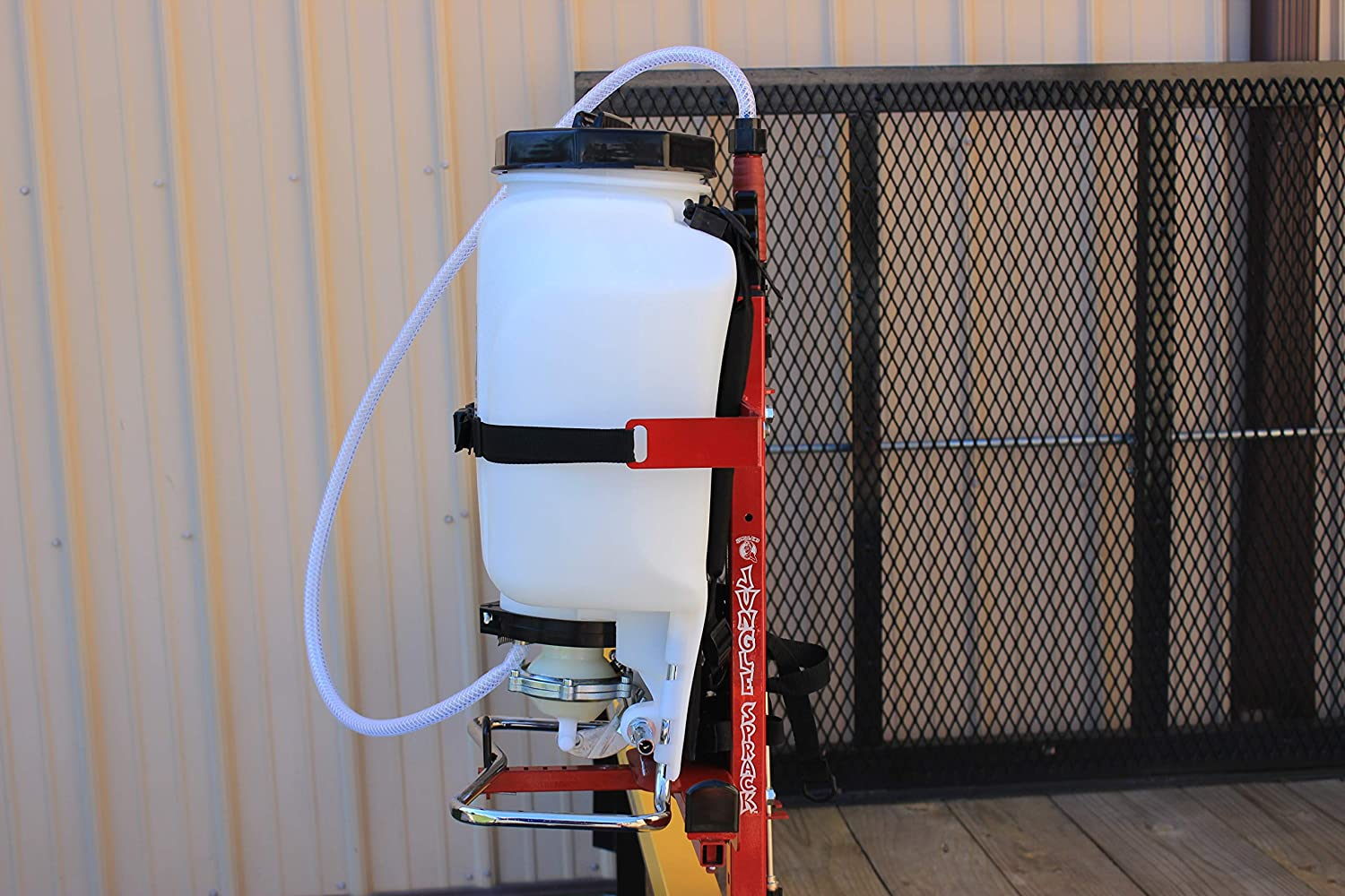 Jungle Sprack Backpack Sprayer Holder for Trailers
