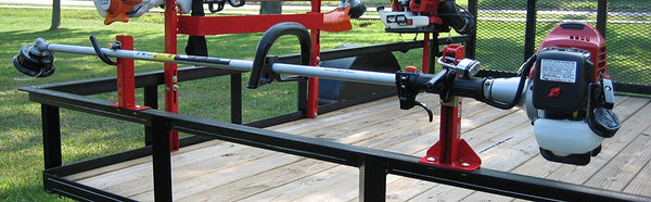 1 Trimmer Rack for Trailer