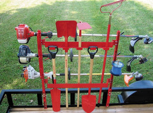 Tool Rack for Trimmer Racks