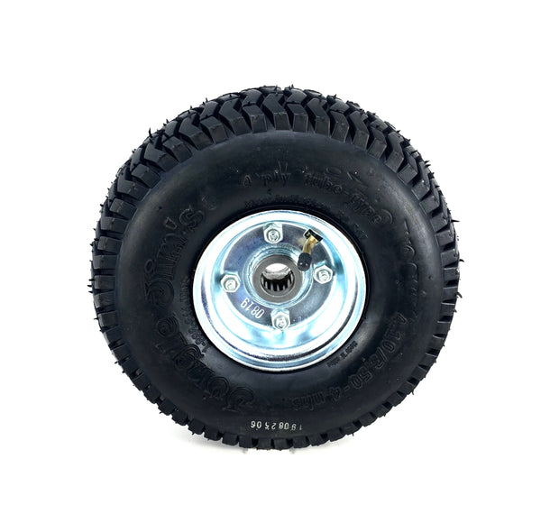 Jungle Wheels replacement Wheel Tire Assembly Genuine OEM