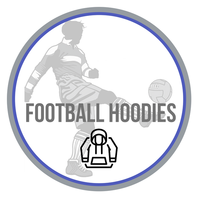 Retro Football Hoodies
