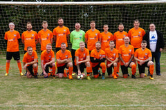 Sands United FC Team photo