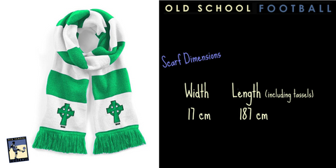 Scarf Dimensions Guide