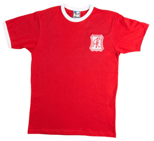 Aberdeen Retro Football T Shirt 1963 - 1965 - T-shirt
