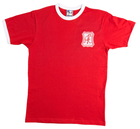 Aberdeen Retro 1963 - 1965 Football T-Shirt - T-shirt