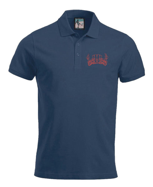 Arsenal Retro Football Polo Shirt 1913 - Polo