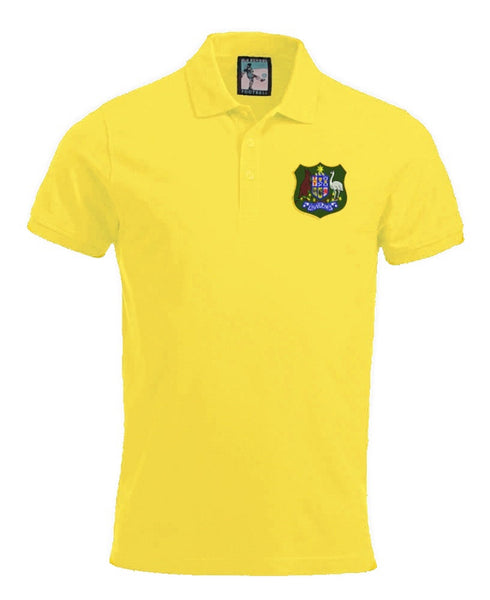 Australia Retro Football Polo Shirt - Polo
